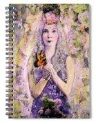 Life Is Fragile Spiral Notebook
