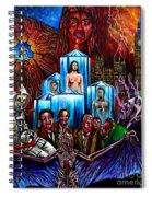 Lifeforce  Spiral Notebook