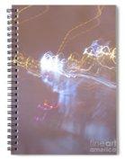Light Night Spiral Notebook