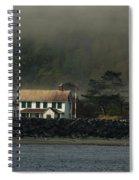 Lighthouse - Port Wilson Spiral Notebook