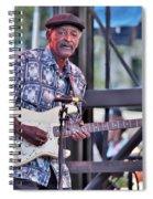 Li'l Buck Spiral Notebook
