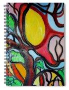 Limbs Spiral Notebook