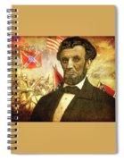 Lincoln Spiral Notebook