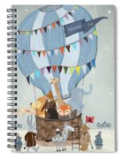 Little Adventure Days Spiral Notebook