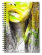 Little China Girl Spiral Notebook