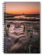 Little Island Creek Spiral Notebook