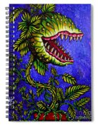 Little Shop Of Horrors Spiral Notebook