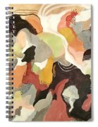 Living In Harmony Spiral Notebook
