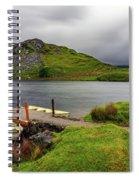 Llyn Y Dywarchen, Rhyd Ddu Snowdonia Spiral Notebook