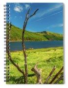 Loch Eynort, Isle Of Skye Spiral Notebook
