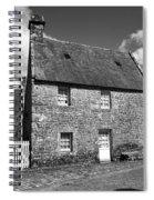 Locronan 6b Spiral Notebook
