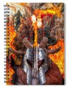 Loki Spiral Notebook
