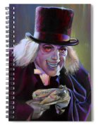 Lon Chaney In London After Midnight Spiral Notebook