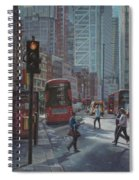 London Bishopsgate Spiral Notebook