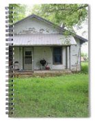 Lonely House 8 Spiral Notebook