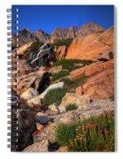 Longs Fall Spiral Notebook