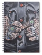Lord Of The Rings Spiral Notebook