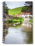 Lorna Doone Farm Spiral Notebook