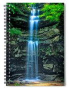Lost Creek Falls Spiral Notebook