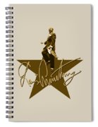 Louis Armstrong - Signature Spiral Notebook