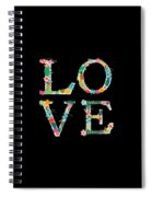 L.o.v.e Spiral Notebook