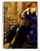 Love Among The Ruins 1894 Spiral Notebook