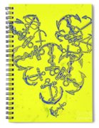 Love At Every Port Spiral Notebook