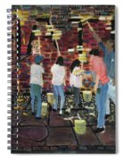Love Is Stronger Than Hate Spiral Notebook