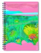 Love No. 2 Spiral Notebook