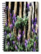 Love Of Lavender Spiral Notebook