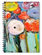 Love Of Poppies Spiral Notebook