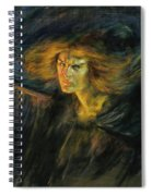 Lucifer, 1902 Spiral Notebook