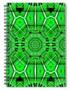 Art Deco Lucky Charms Spiral Notebook