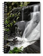 Lumsdale Falls 10.0  Spiral Notebook