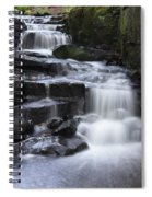 Lumsdale Falls 11.0 Spiral Notebook
