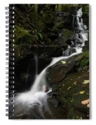 Lumsdale Falls 9.0 Spiral Notebook