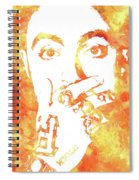 Mac Miller Spiral Notebook