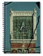 Macon Georgia's Historical Architecture Photo 2 Spiral Notebook