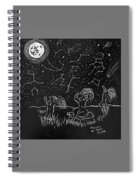 Maidens Of The Eath And Sky Spiral Notebook