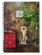 Mail Spiral Notebook
