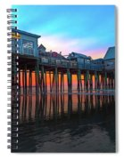 Maine Magnificent Morning Spiral Notebook