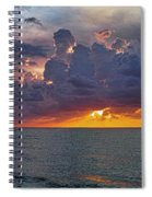 Majesty Of The Sea Spiral Notebook