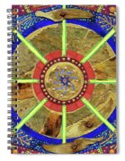 Making Peace Spiral Notebook