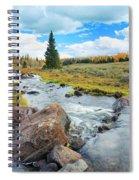Mammoth Autumn Spiral Notebook