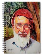 Manager Bashir Spiral Notebook