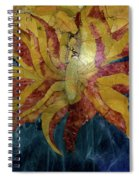 Marble Majesty Spiral Notebook