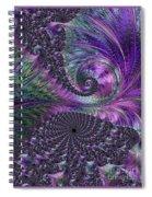 Mardi Gras Spiral Notebook