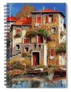 Mareblu-tetti Rossi Spiral Notebook