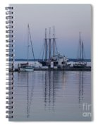 Marina Twilight Spiral Notebook
