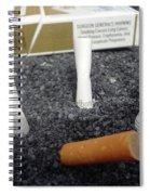 Marlboro Country Spiral Notebook